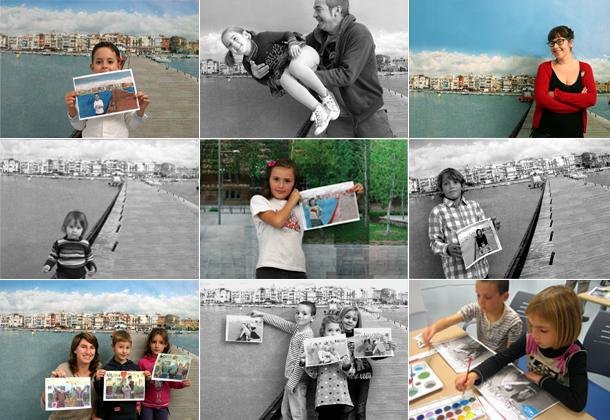mosaic tarragona ciutat d'imatges